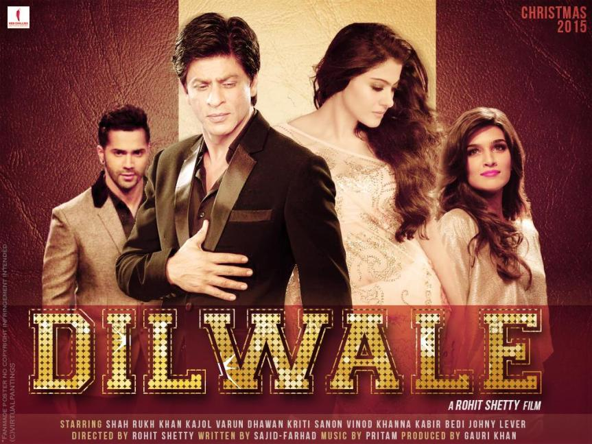 Dilwale-MP3-Songs-2015